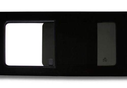 Lüftungsgitter für KIRAVANS Schiebefenster T5/T6 Mitte