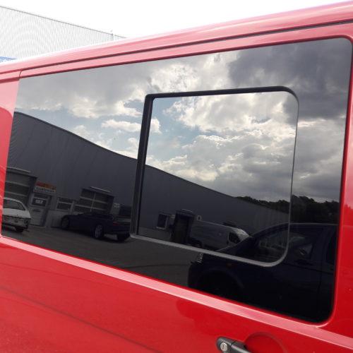 KIRAVANS Schiebefenster T5/T6 Mitte